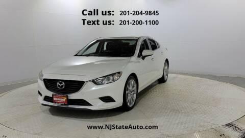 2015 Mazda MAZDA6 for sale at NJ State Auto Used Cars in Jersey City NJ