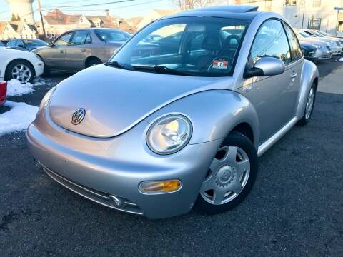 2001 Volkswagen New Beetle for sale at Majestic Auto Trade in Easton PA