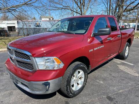 2013 RAM Ram Pickup 1500 for sale at Car Plus Auto Sales in Glenolden PA
