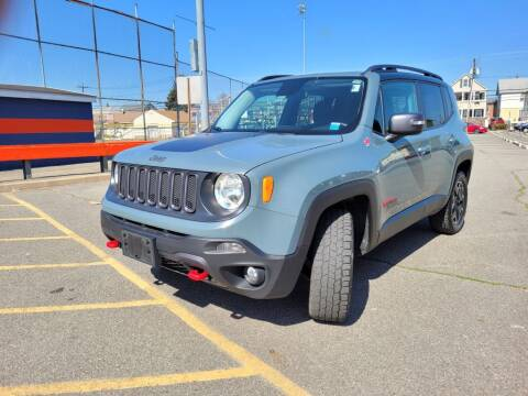 2015 Jeep Renegade for sale at Millennium Auto Group in Lodi NJ