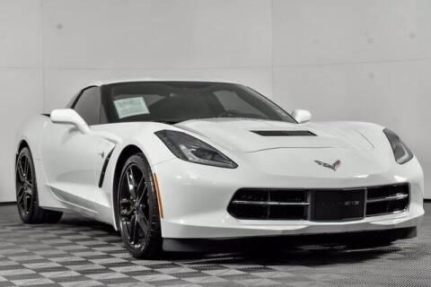 2019 Chevrolet Corvette for sale at Washington Auto Credit in Puyallup WA