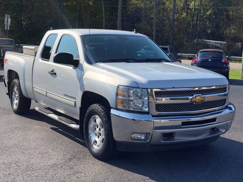 2013 Chevrolet Silverado 1500 for sale at Pine Grove Auto Sales LLC in Russell PA