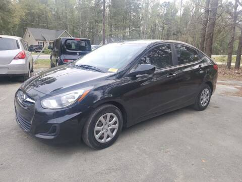 2012 Hyundai Accent for sale at Tri State Auto Brokers LLC in Fuquay Varina NC