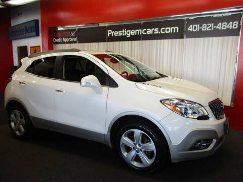 2015 Buick Encore for sale at Prestige Motorcars in Warwick RI