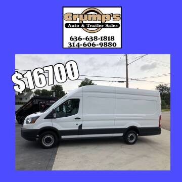 2015 Ford Transit Cargo for sale at CRUMP'S AUTO & TRAILER SALES in Crystal City MO
