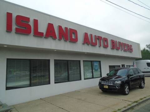 2016 Jeep Compass for sale at Island Auto Buyers in West Babylon NY