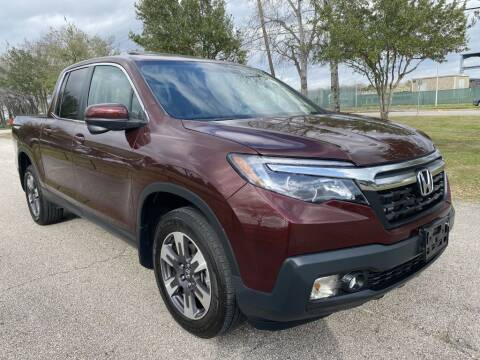2019 Honda Ridgeline for sale at Prestige Motor Cars in Houston TX