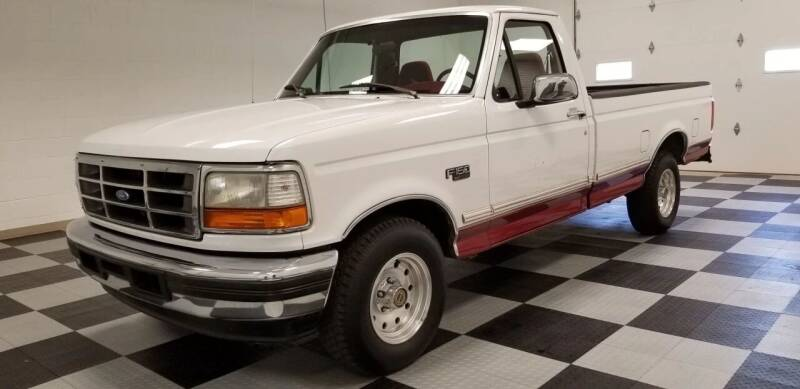 1996 Ford F-150 for sale at 920 Automotive in Watertown WI