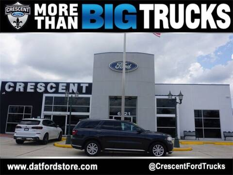 2015 Dodge Durango for sale at Crescent Ford in Harahan LA