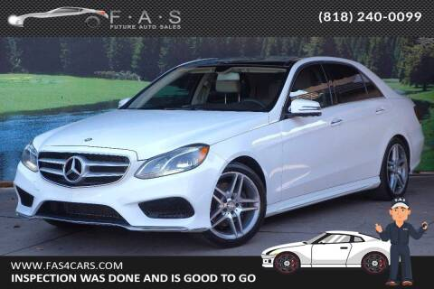 2015 Mercedes-Benz E-Class for sale at Best Car Buy in Glendale CA