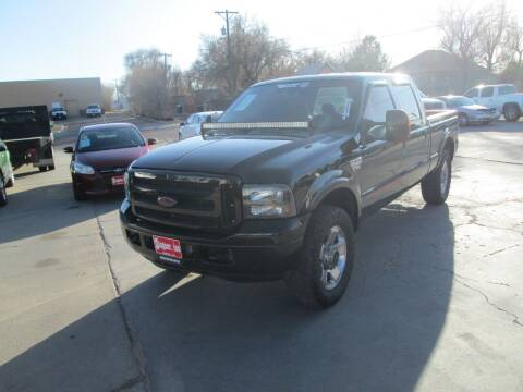 2007 Ford F-250 Super Duty for sale at Stagner INC in Lamar CO