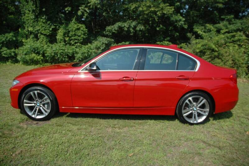 2015 BMW 3 Series for sale at Bruce H Richardson Auto Sales in Windham NH