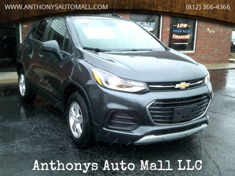2017 Chevrolet Trax for sale at Anthonys Auto Mall LLC in New Salisbury IN