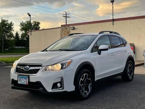 2016 Subaru Crosstrek for sale at North Imports LLC in Burnsville MN