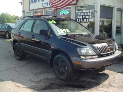 2000 Lexus RX 300 for sale at G & L Auto Sales Inc in Roseville MI