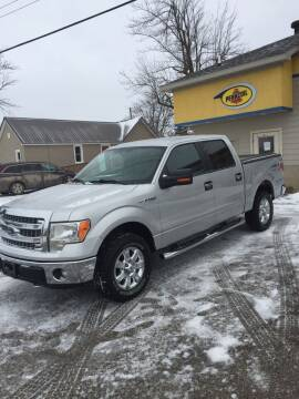 2013 Ford F-150 for sale at Hines Auto Sales in Marlette MI