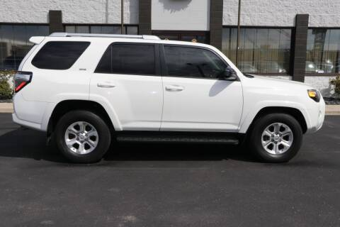 2018 Toyota 4Runner for sale at Ultimate Auto Deals DBA Hernandez Auto Connection in Fort Wayne IN