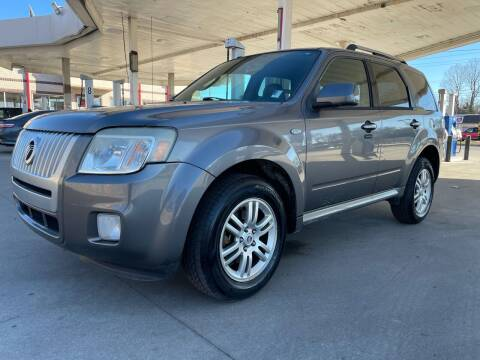 2009 Mercury Mariner for sale at JE Auto Sales LLC in Indianapolis IN