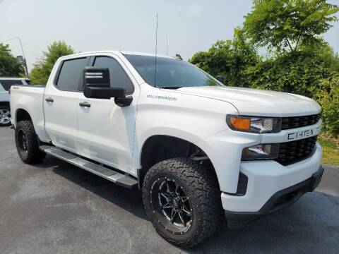 2019 Chevrolet Silverado 1500 for sale at Shaddai Auto Sales in Whitehall OH