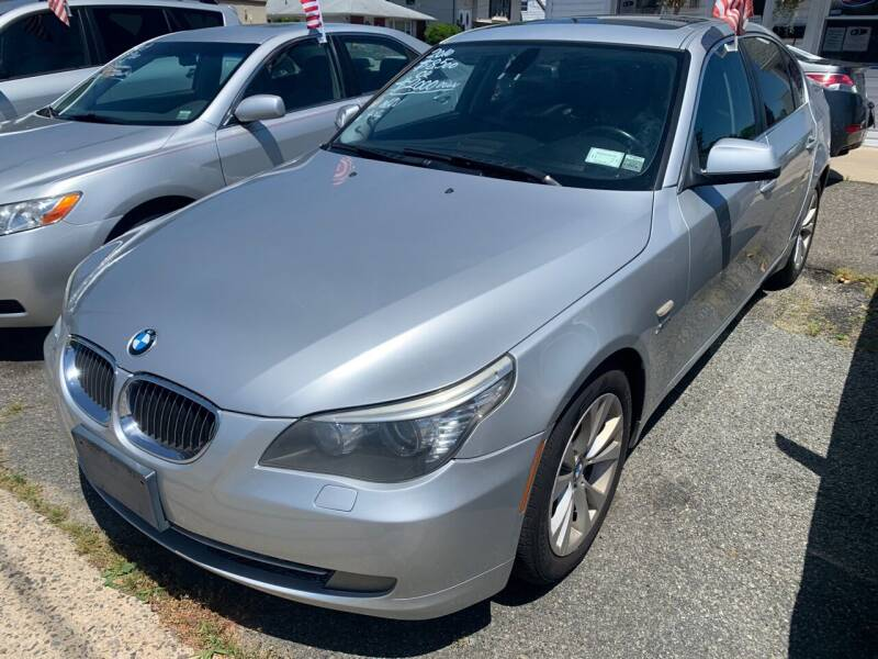 2010 BMW 5 Series for sale at Jerusalem Auto Inc in North Merrick NY