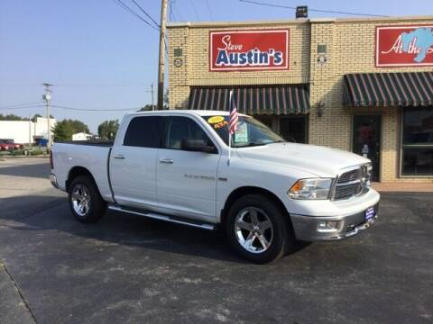 2012 RAM Ram Pickup 1500 for sale at Austins At The Lake in Lakeview OH