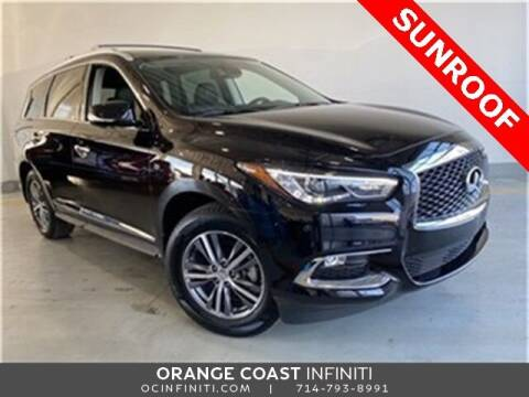 2018 Infiniti QX60 for sale at ORANGE COAST CARS in Westminster CA