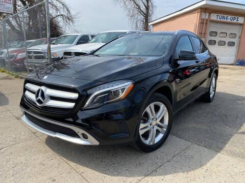 2015 Mercedes-Benz GLA for sale at Seaview Motors and Repair LLC in Bridgeport CT
