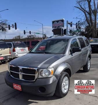 2008 Dodge Durango for sale at Corridor Motors in Cedar Rapids IA