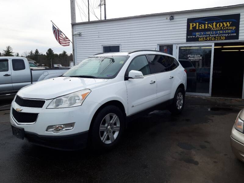 2010 Chevrolet Traverse for sale at Plaistow Auto Group in Plaistow NH