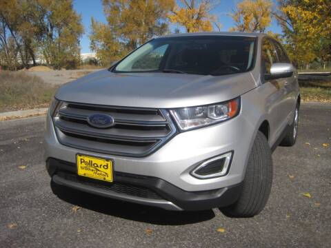 2017 Ford Edge for sale at Pollard Brothers Motors in Montrose CO