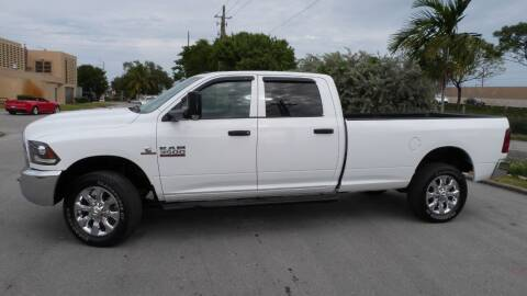 2014 RAM Ram Pickup 3500 for sale at Quality Motors Truck Center in Miami FL