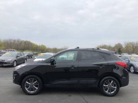 2015 Hyundai Tucson for sale at CARS PLUS CREDIT in Independence MO