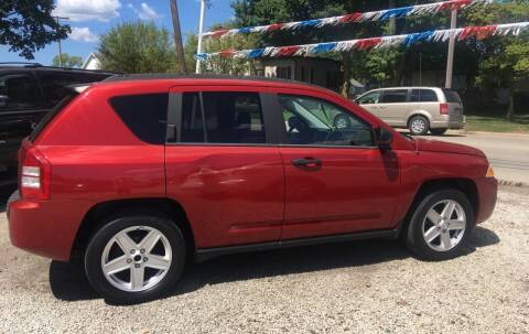 2007 Jeep Compass for sale at Antique Motors in Plymouth IN