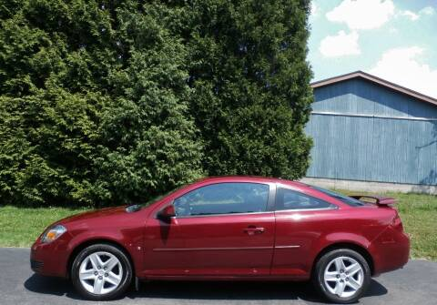 2007 Pontiac G5 for sale at CARS II in Brookfield OH