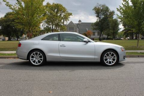 2012 Audi A5 for sale at Lexington Auto Club in Clifton NJ