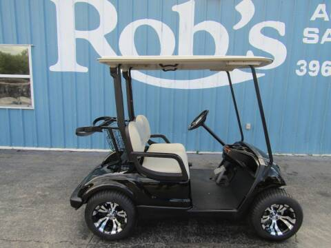 2016 Yamaha Drive Gas EFI for sale at Rob's Auto Sales - Robs Auto Sales in Skiatook OK