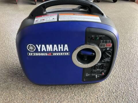 Yamaha EF2000iSv2 for sale at Main Street Motors in Wheaton MN