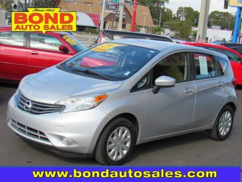 2015 Nissan Versa Note for sale at Bond Auto Sales in St Petersburg FL