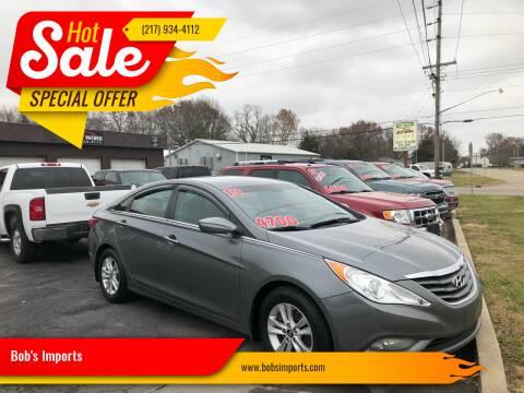 2013 Hyundai Sonata for sale at Bob's Imports in Clinton IL