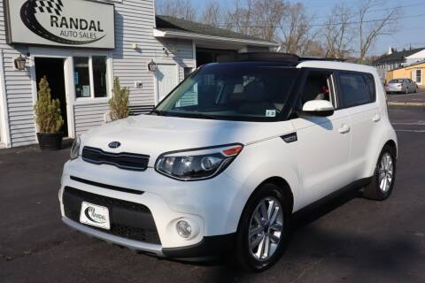 2017 Kia Soul for sale at Randal Auto Sales in Eastampton NJ