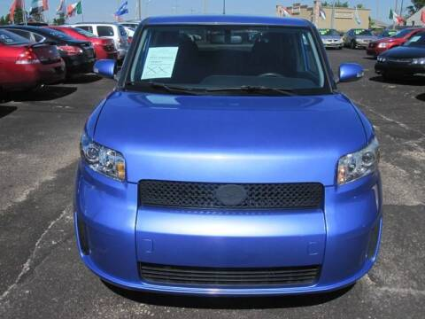 2010 Scion xB for sale at T & D Motor Company in Bethany OK