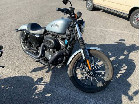 2015 Harley Davidson  Sportster Iron 883 for sale at Dan Powers Honda Motorsports in Elizabethtown KY