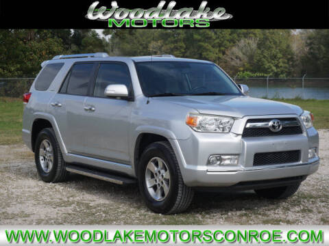 2011 Toyota 4Runner for sale at WOODLAKE MOTORS in Conroe TX