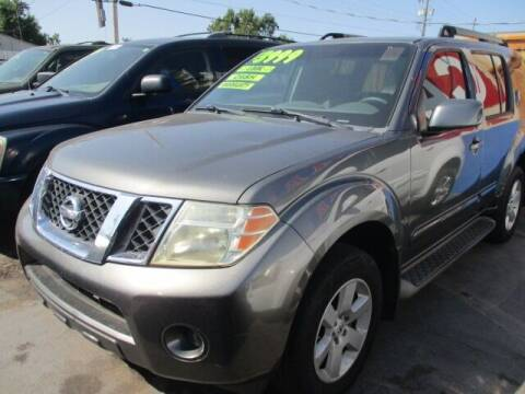 2009 Nissan Pathfinder for sale at Car One - CAR SOURCE OKC in Oklahoma City OK