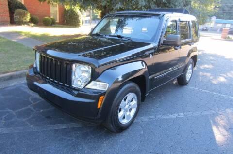 2009 Jeep Liberty for sale at Key Auto Center in Marietta GA