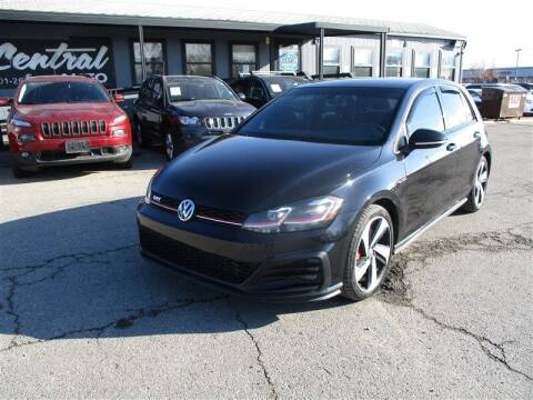 2018 Volkswagen Golf GTI for sale at Central Auto in South Salt Lake UT