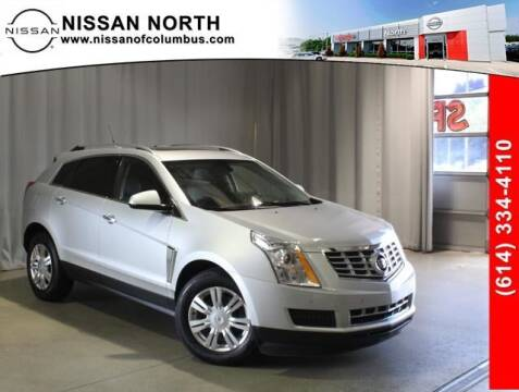 2013 Cadillac SRX for sale at Auto Center of Columbus in Columbus OH