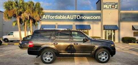 2010 Ford Expedition for sale at Affordable Autos in Houma LA