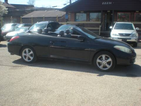 2007 Toyota Camry Solara for sale at Automotive Center in Detroit MI