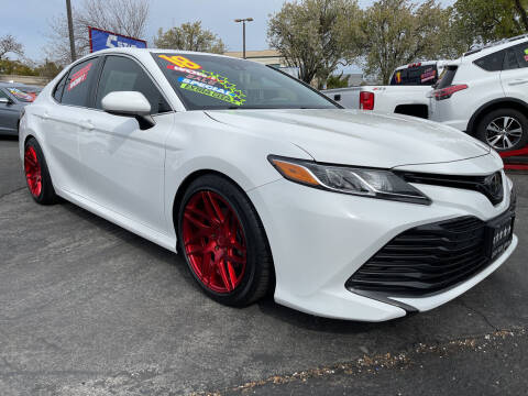 2018 Toyota Camry for sale at 5 Star Auto Sales in Modesto CA